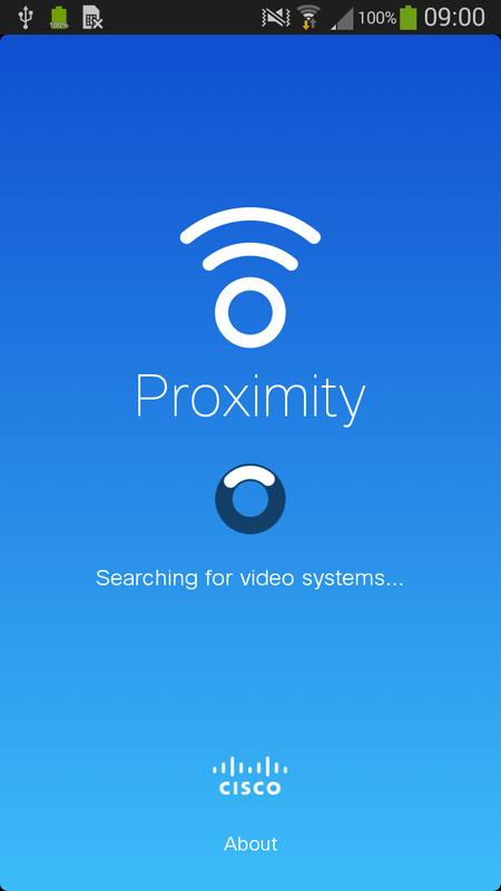 download cisco proximity