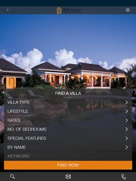 Altman Barbados Real Estate apk screenshot