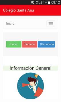 Colegio Santa Ana. apk screenshot