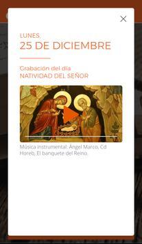 Evangelio Orado screenshot 2