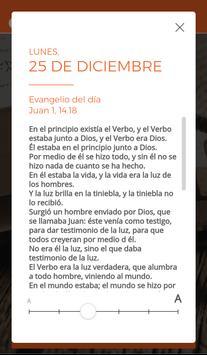 Evangelio Orado screenshot 3
