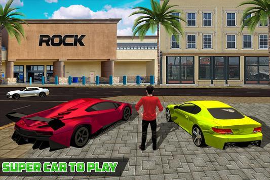 Ultimate Sports Car Driving City Simulator screenshot 5