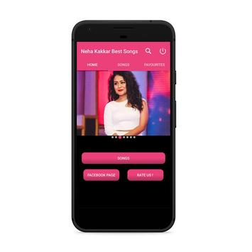 Neha Kakkar All Best Songs apk screenshot