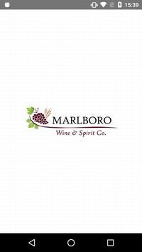 Marlboro Wine & Spirit poster