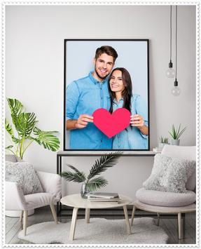 Home Interior Photo Frames Editor screenshot 1
