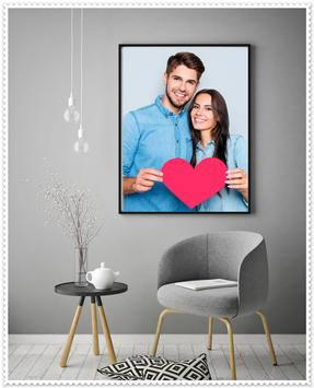 Home Interior Photo Frames Editor screenshot 2