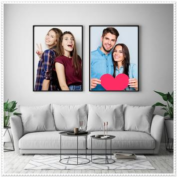 Home Interior Photo Frames Editor screenshot 5