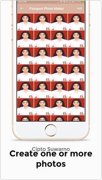 Passport Size Photo Maker screenshot 5