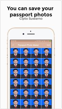 Passport Size Photo Maker screenshot 6