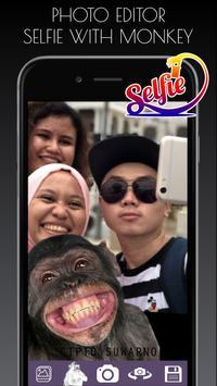 Selfie With Monkey screenshot 1