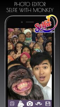 Selfie With Monkey screenshot 2