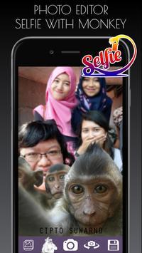 Selfie With Monkey screenshot 5