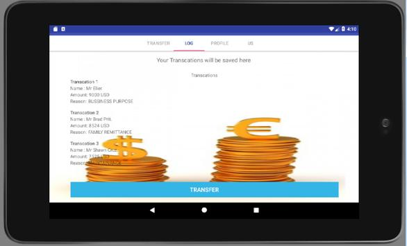 LiveEx Exchange Demo App screenshot 4