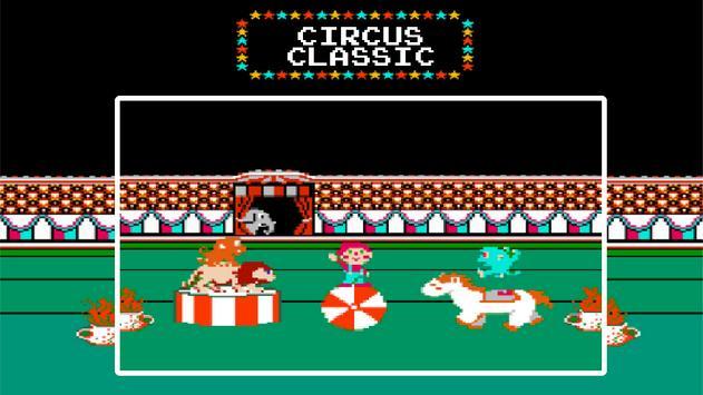 Circus Classic: Lion Jump Poster