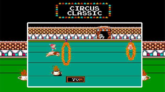 Circus Classic: Lion Jump captura de pantalla 2
