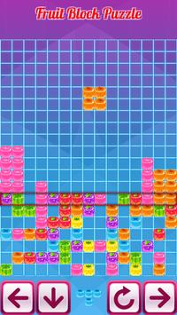 Fruit Block Puzzle apk screenshot