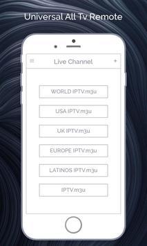 Universal TV Remote - Remote For All TV screenshot 3