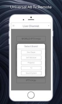 Universal TV Remote - Remote For All TV screenshot 4