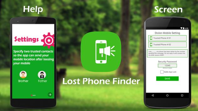 Lost Phone Finder poster