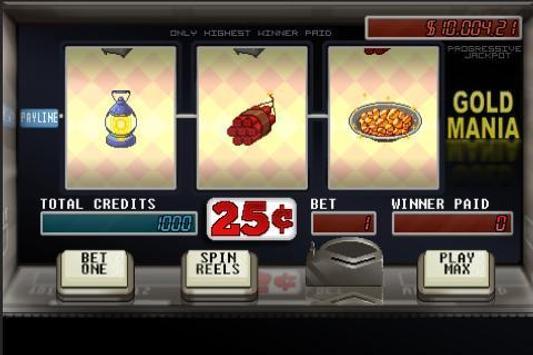Slot Machine - Slot Gold Mania poster