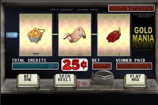 Slot Machine - Slot Gold Mania screenshot 1