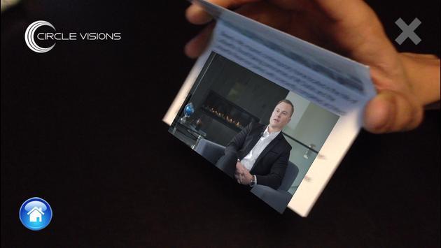 Circle Visions AR apk screenshot