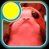 Porg Wallpaper HD 2018 icon