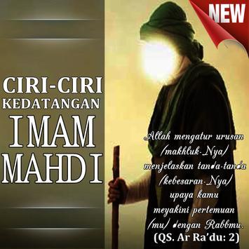 ciri ciri kedatangan IMAM MAHDI poster