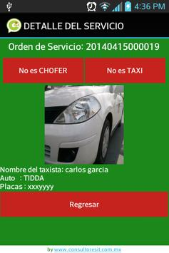 Taxi CLICK CLIENTE screenshot 4