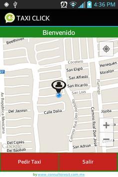 Taxi CLICK CLIENTE poster
