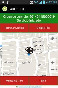 Taxi CLICK CLIENTE screenshot 3