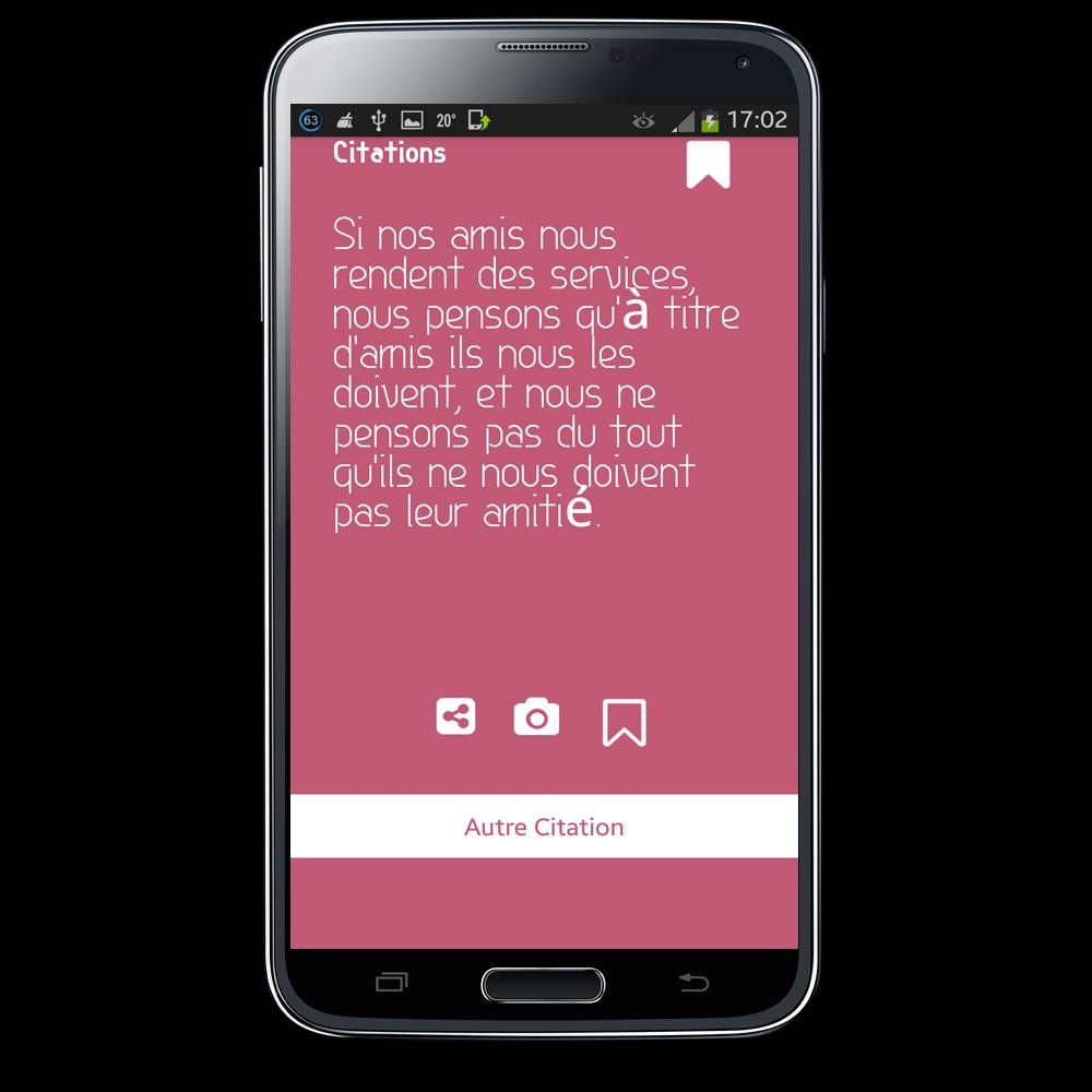 Citations D Amitié For Android Apk Download