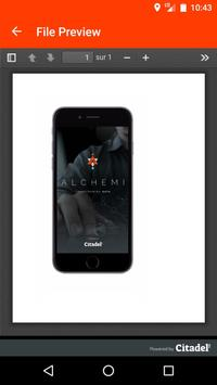 Alchemi screenshot 2