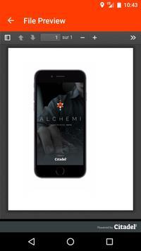Alchemi screenshot 2