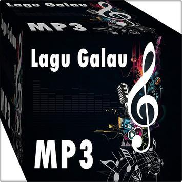 Lagu Galau Populer poster