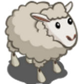 Le jeu de marché du mouton icon