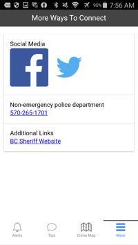 Bradford Sheriff apk screenshot