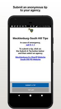 Mecklenburg South Hill Tips poster