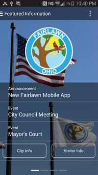 Official Fairlawn, OH App apk screenshot