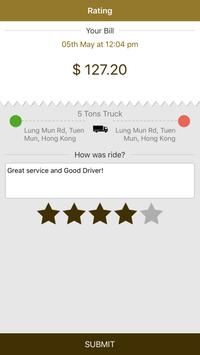 Citimuber Delivery-Ride App screenshot 7