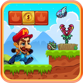 Jungle Adventures for Mario icon