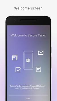 Secure Tasks poster