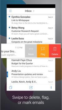 Citrix Secure Mail apk screenshot
