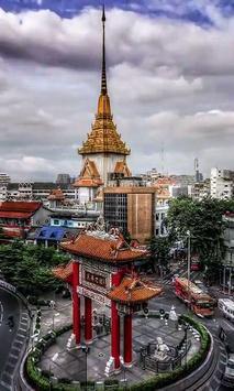 Bangkok live wallpaper apk screenshot
