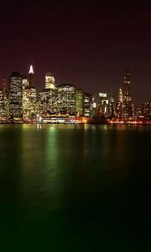New York live wallpaper screenshot 1