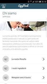 APP FOOD - All Food SpA screenshot 1