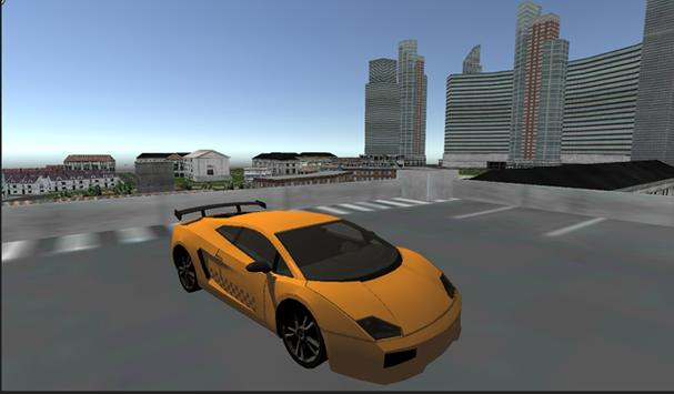 City Car Driving 3D screenshot 4