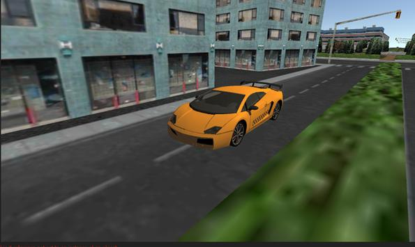 City Car Driving 3D screenshot 1