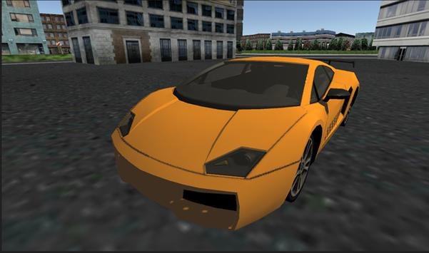 City Car Driving 3D screenshot 2