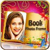 Book Photo Frames free icon
